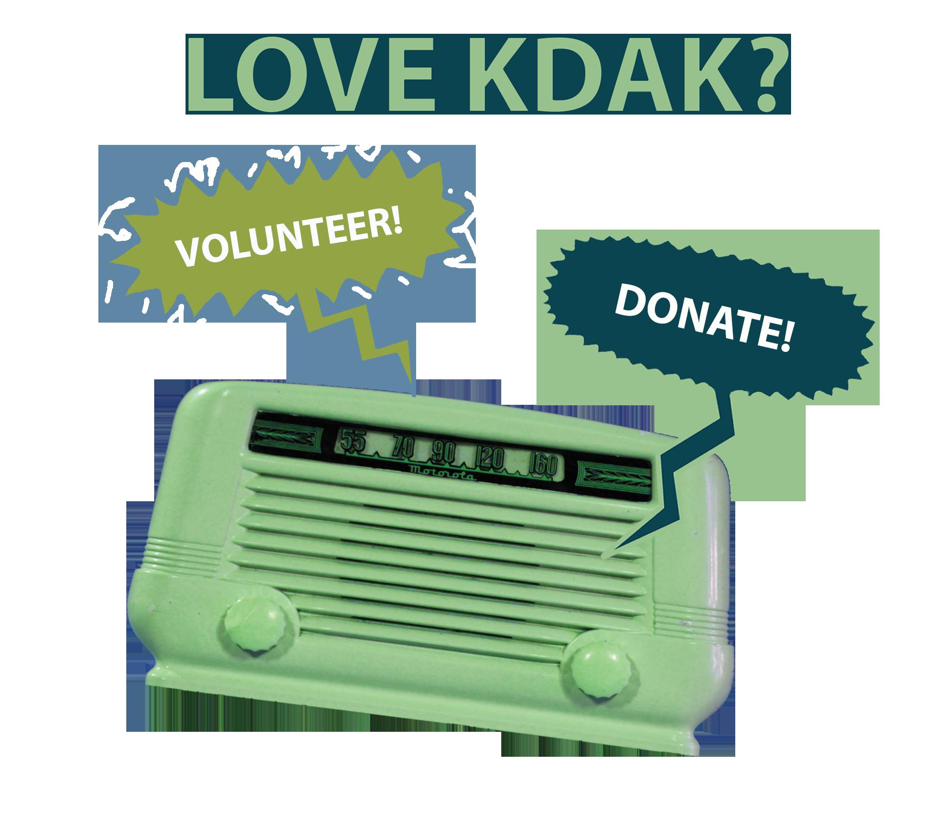 Volunteer & Donate